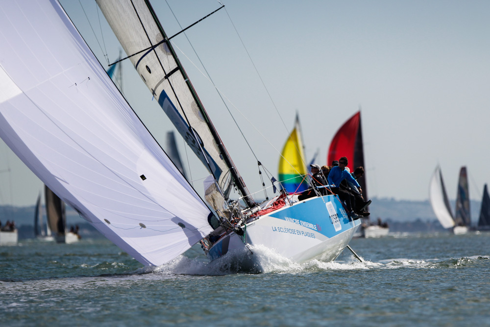 Cowes Dinard-St Malo Race 2015