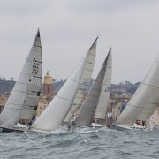 21/03/2015, Saint Tropez (FRA,83), 900 Nautiques de Saint Tropez by SFS, Start